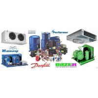 Комплектующие и расходный материал для холодильное оборудование