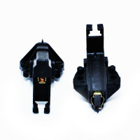 Щетки угольные 13,5*5*37мм корпус G115a