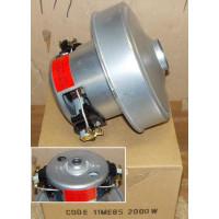 Двигатель для пылесоса 1800W H=120/50mm D=130/80 с выступом