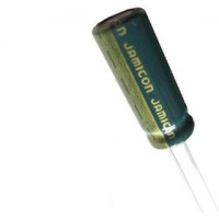 Cap 10-1500  WL  10В/1500мкФ 8*20  105C  Jamicon  Low impedance
