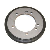 Кольцо фрикциона для снегоуборщиков (d-130мм.) (пу на метал.диске)