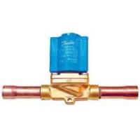 EVU 6 (NC) Соленоидный клапан, 12 мм