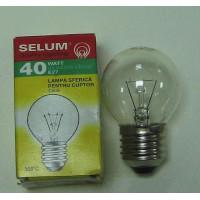 Лампа для духового шкафа 40W E27 300°