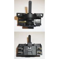Переключатель режимов духовки 2 поз. 250V 16A