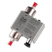 "MP 55 Реле перепада давления, 1/4""/6 мм (0,3→4,5 бар, t=120 c)"