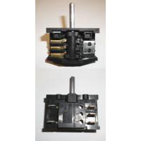 Переключатель мощности конфорки 4поз. 250V 16A