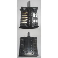 Переключатель мощности конфорки Rika 7поз. 250V 16A