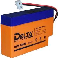 АКБ свинц 12В  0.8 А/ч Delta DTM12008