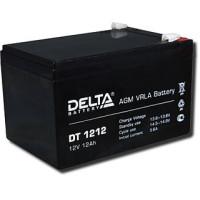 АКБ свинц 12В  12.0 А/ч Delta DT1212