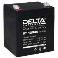 АКБ свинц 12В  4.5 А/ч Delta DT12045