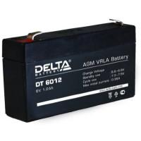 АКБ свинц 6В  1.2 А/ч Delta DT6012