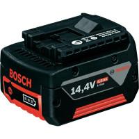 Батарея аккумуляторная BOSCH 14.4V 3Ah Li-Ion (Практика)