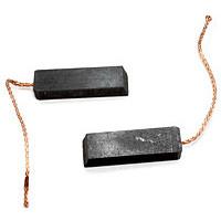 Щетки угольные 12,5*5*35мм провод от центра
