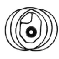 GC-KN09 Ремонтный комплект колец для компрессоров Denso