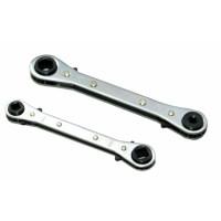 Ключ вентильный с трещеткой FC(CT)-122