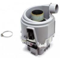 Циркуляционный насос для ПММ Bosch с нагревателем