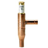 KVL 28 Регулятор давления в картере, 28 мм
