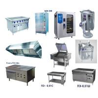 Запчасти для оборудования в индустрии питания