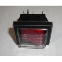 Кнопка с термозащитой 16А 250В
