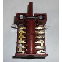 Переключатель мощности конфорки 8709 Delux 7 поз. 250V 16A