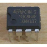 Чип памяти EEPROM (93с86) без прошивки! (зам.115328, 115329)