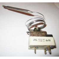 Терморегулятор 30°- 90° 16А 250V