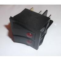 Кнопка масленного радиатора (черная)