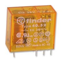 Реле универсальное Finder type 40.52