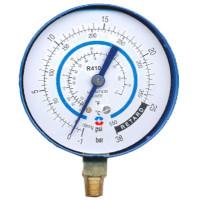 Манометр R410 низкое давление 68мм