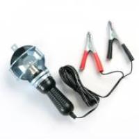 лампа перенос. металл с зажим.12v 15-6044A